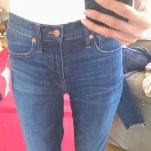 "Madewell Jeans - Madewell 9"" high rise jean"
